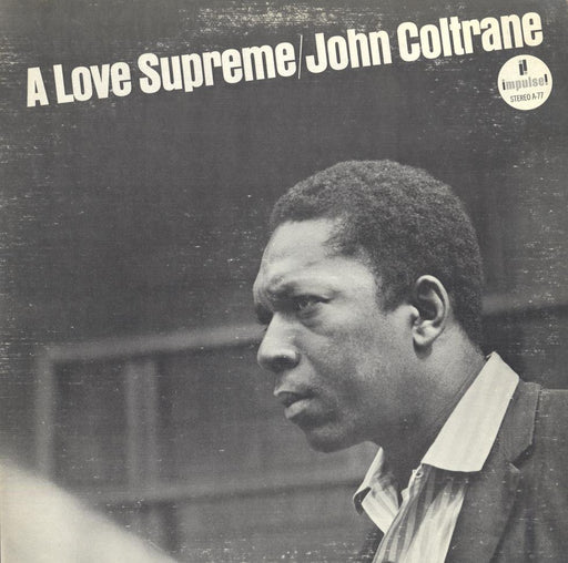 A Love Supreme (1974 US Press)