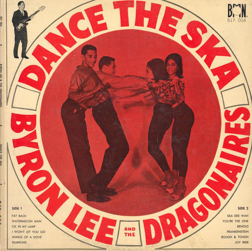 Dance The Ska (1964 JA)