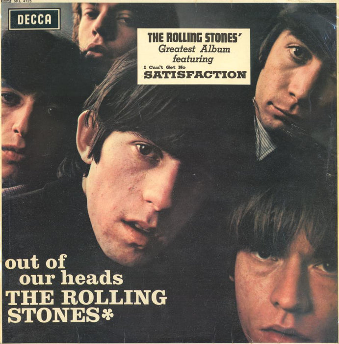 Out Of Our Heads (UK, 1968 Press)
