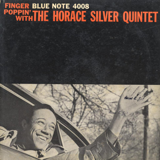 Finger Poppin' With The Horace Silver Quintet (1st, MONO)