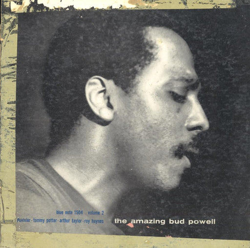 The Amazing Bud Powell, Volume 2 (1955 MONO)