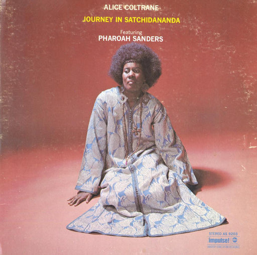 Journey In Satchidananda (1975, US Press)