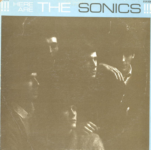 Here Are The Sonics!!! (1st, STEREO)