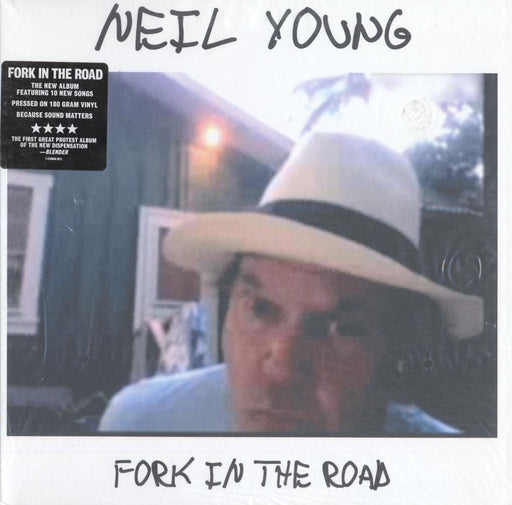 Fork In The Road (SEALED)