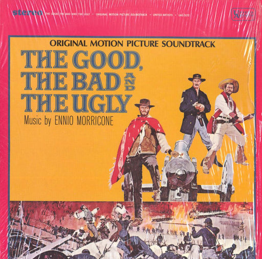 The Good, The Bad And The Ugly (70s Repress)
