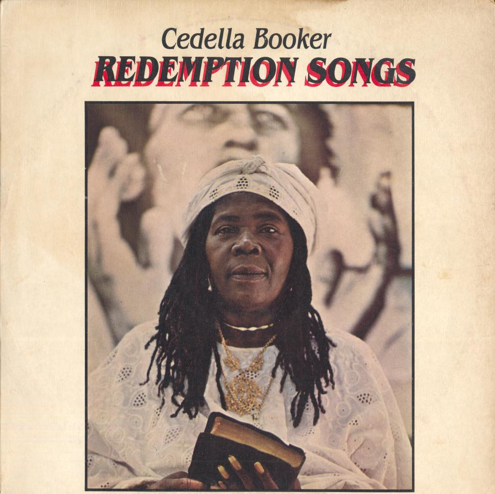 Redemption Songs (1st, Jamaica)