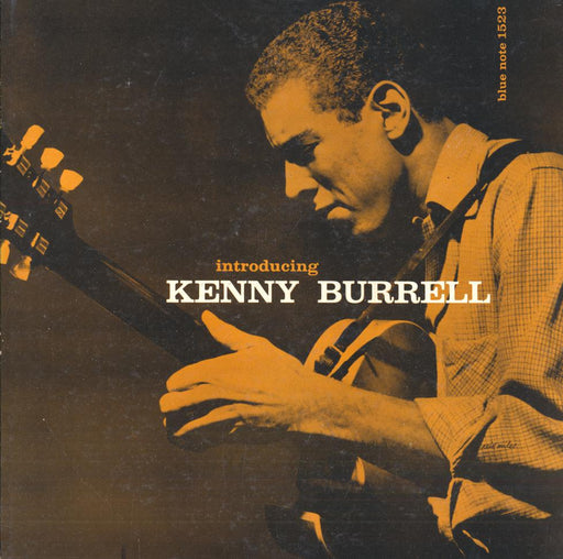 Introducing Kenny Burrell (1st, MONO)