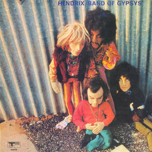 Band Of Gypsys (1st, UK)
