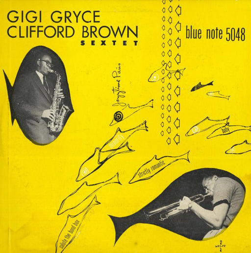 "Gigi Gryce Clifford Brown Sextet (1st, 10"")"