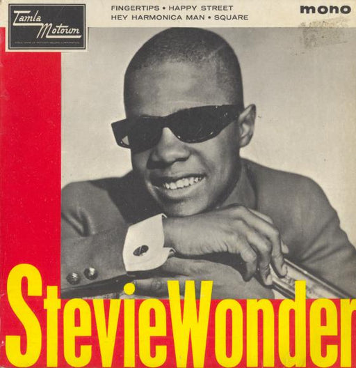 "Stevie Wonder (7"" UK)"