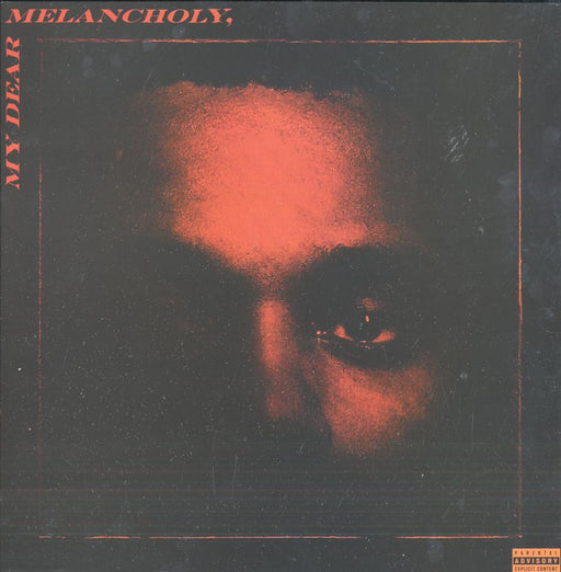 My Dear Melancholy, (Pink marbled)