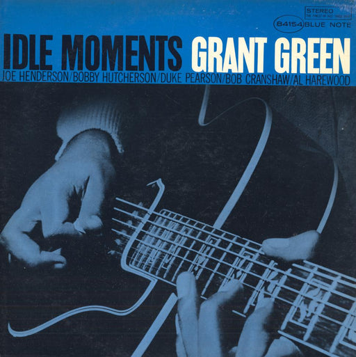 Idle Moments (1st, STEREO)