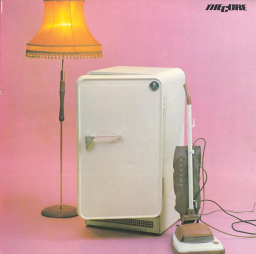 Three Imaginary Boys (1st, French)