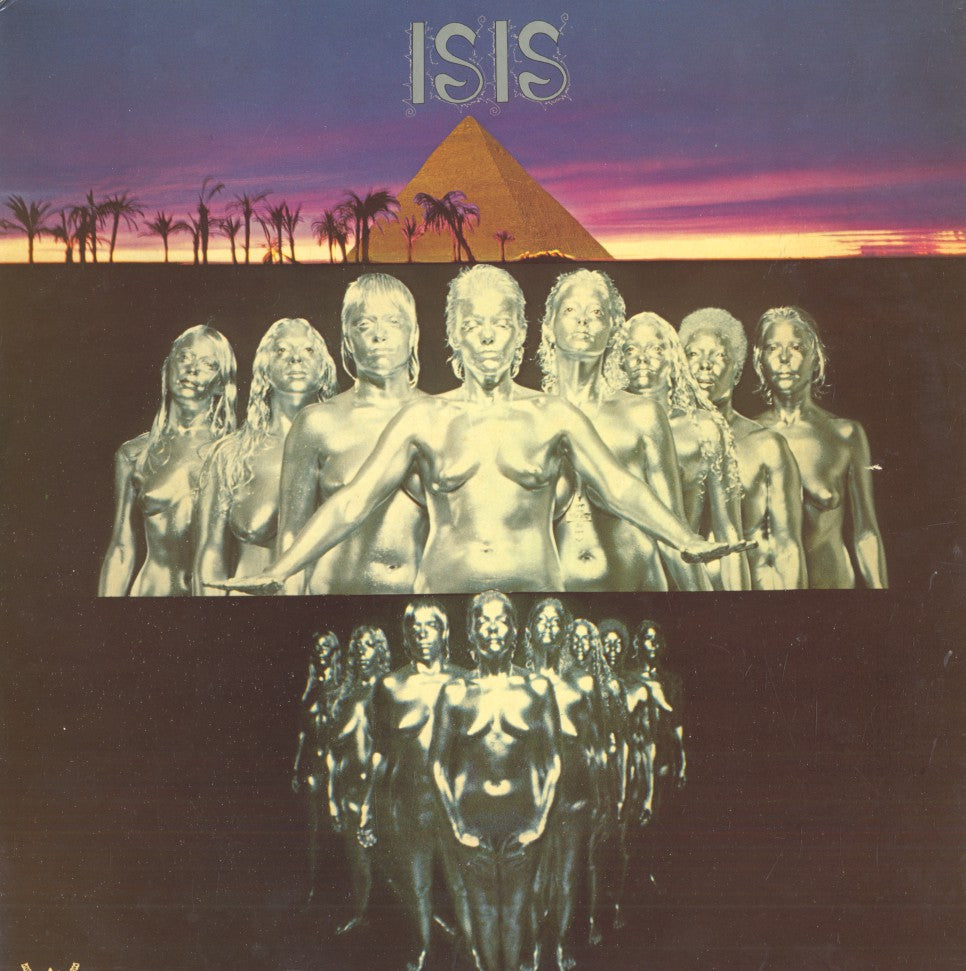 Isis (1st, US Press)