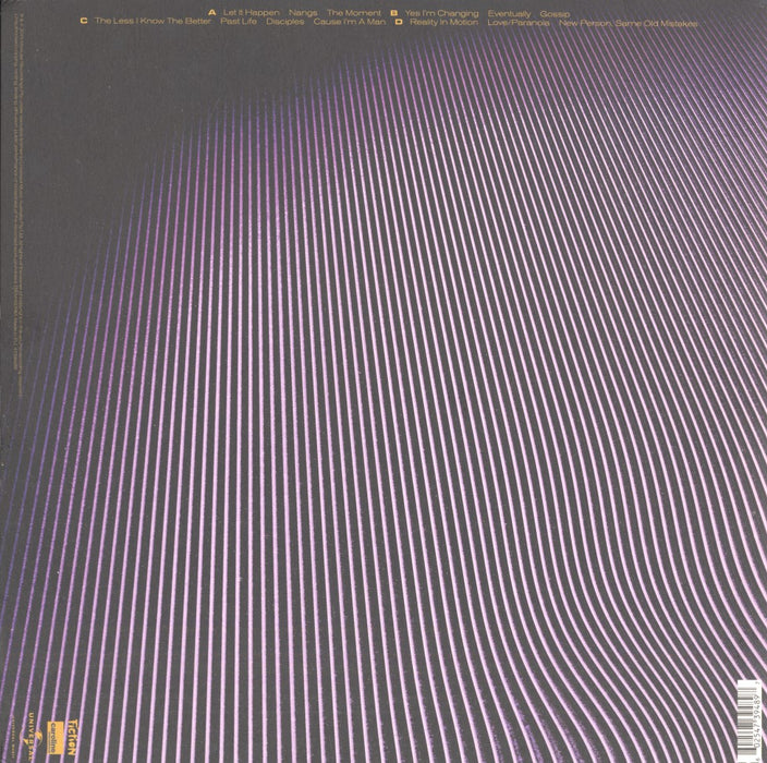 Currents (1st, Limited Edition, EU)