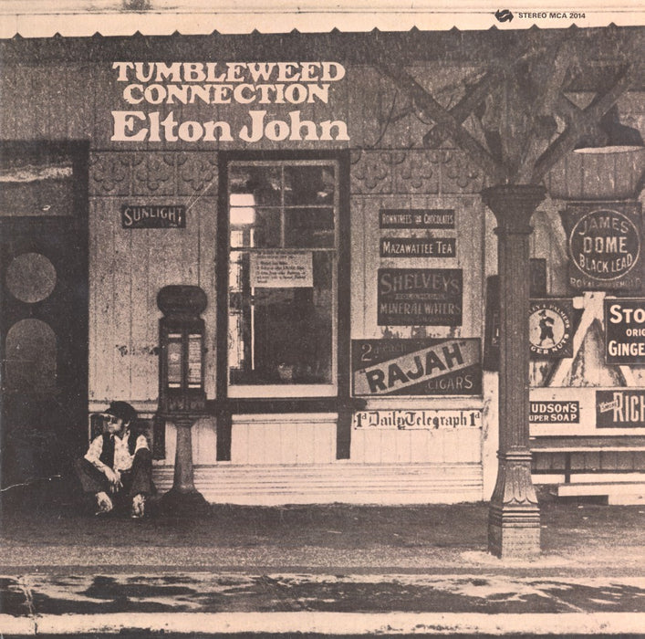 Tumbleweed Connection (1973 US Press)