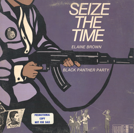 Seize The Time - Black Panther Party (PROMO)