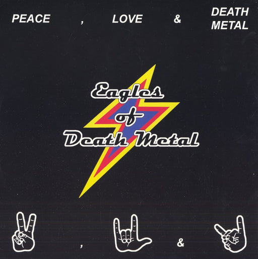 Peace, Love & Death Metal (Pink Marble vinyl)