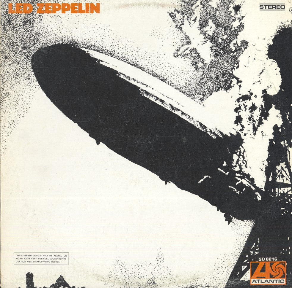 Led Zeppelin (1979, Canadian Press)