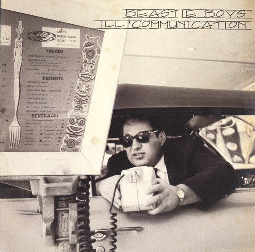 Ill Communication (1st, US Press)