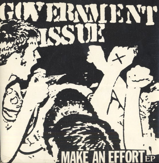 "Make An Effort EP (7"" Clear)"