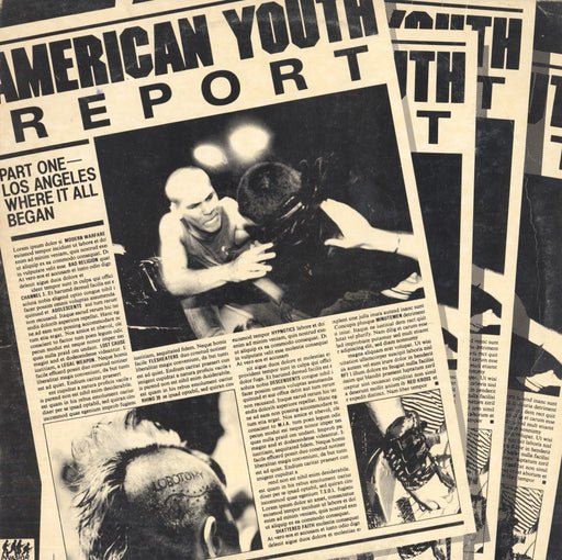 American Youth Report (1982, Compilation)