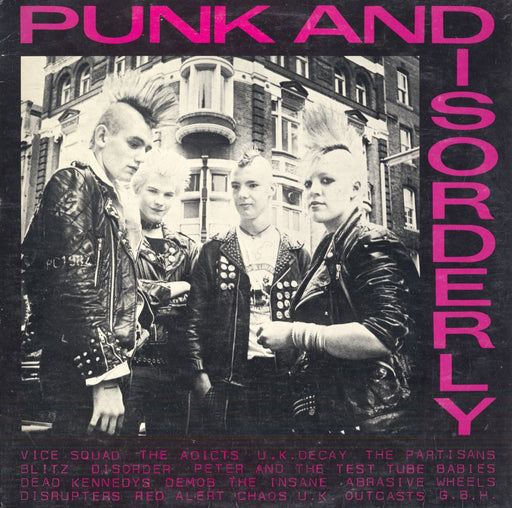 Punk And Disorderly (1982, Compilation)