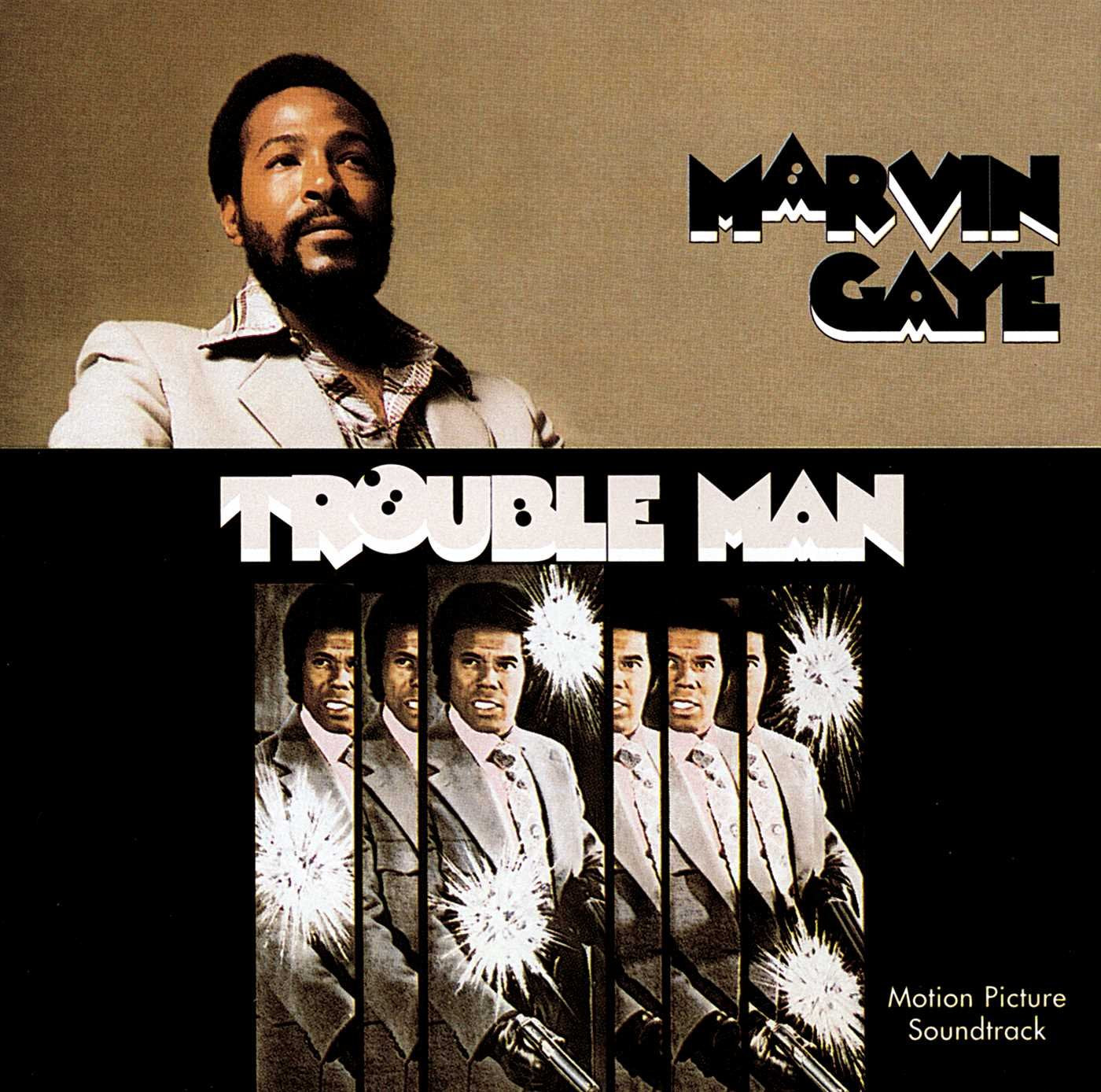 Trouble Man (1st, US Press)