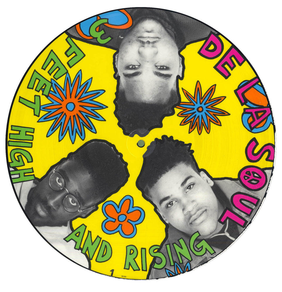 3 Feet High And Rising (Picture Disc)