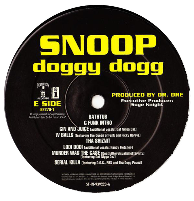 Doggystyle (1993 RP)
