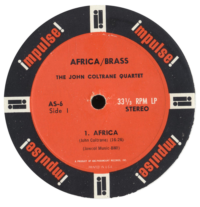Africa / Brass (1961 STEREO)