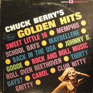 Chuck Berry's Golden Hits (US pressing)