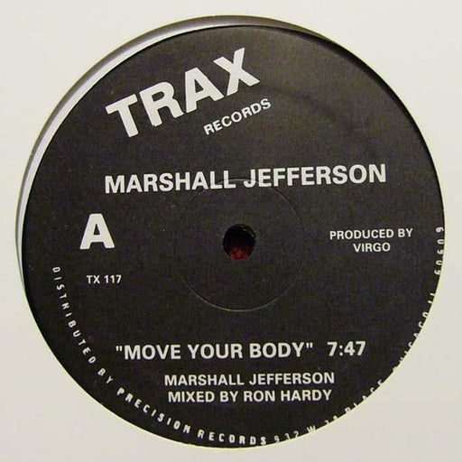 Move Your Body / Baby Wants To Ride 12""