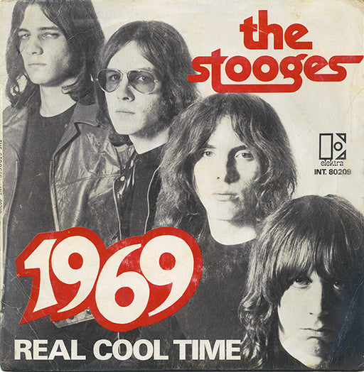 "1969 / Real Cool Time 7"" (France)"