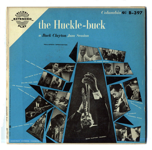 The Huckle-Buck (A Buck Clayton Jam Session)