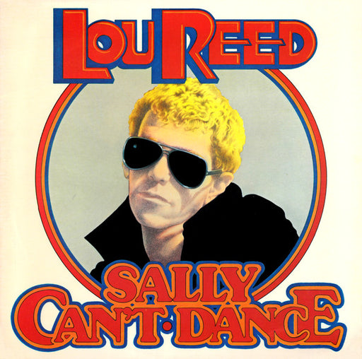 Sally Can't Dance (1st, US Press)