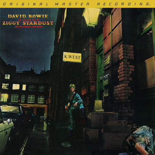The Rise And Fall Of Ziggy Stardust And The Spiders From Mars (SEALED, MFSL)