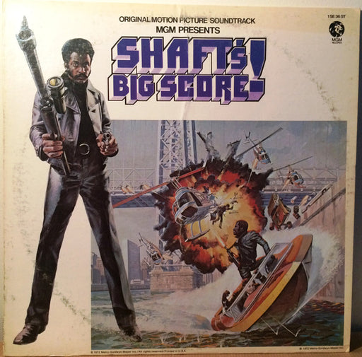 Shaft's Big Score! (1st, OG)