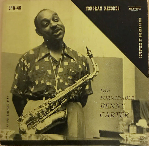 The Formidable Mr. Benny Carter