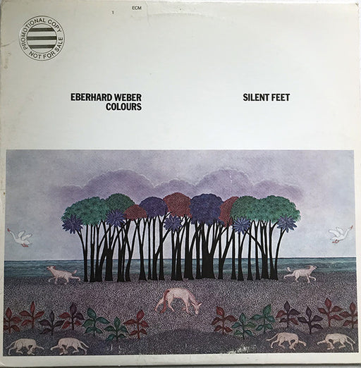 Silent Feet ‎(1st, US Press)