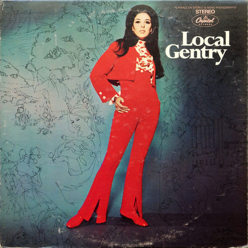 Local Gentry (1st, US Press)