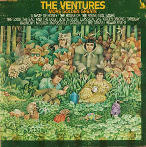 The Ventures (More Golden Greats)