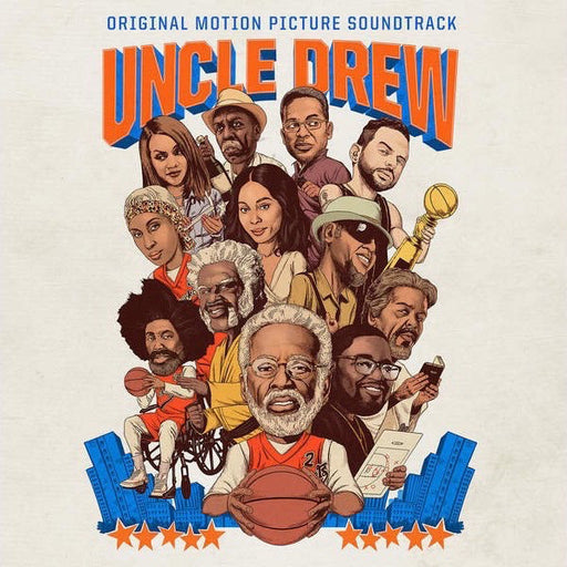 Uncle Drew OST (2xLP)