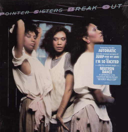 Break Out (1st, USA Press)