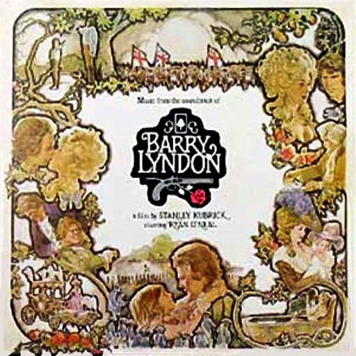 Music From The Soundtrack Of Barry Lyndon (1st, US Press)
