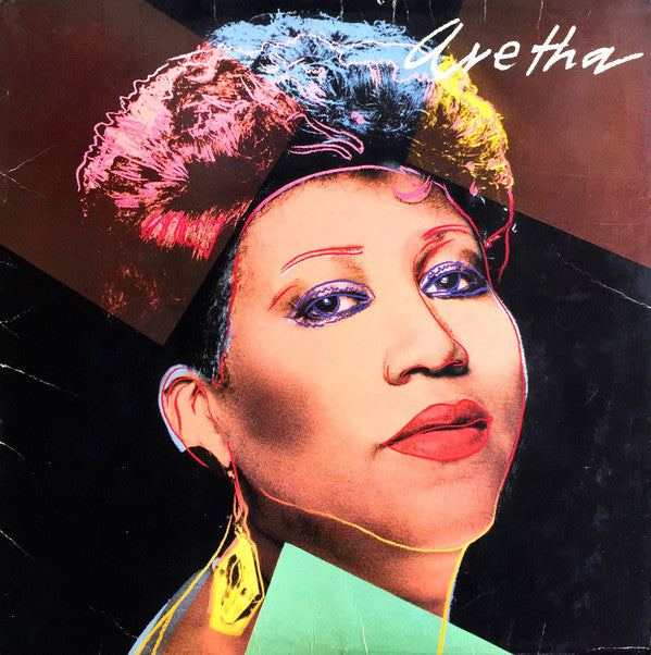 Aretha (1st, US Press)