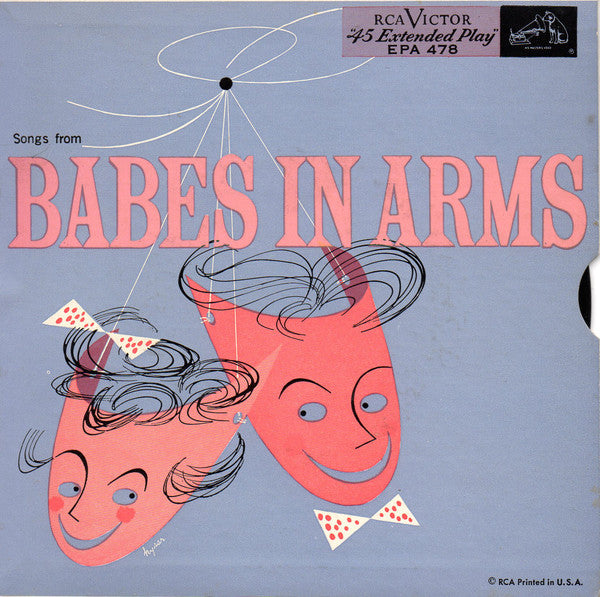 Songs From Babes In Arms