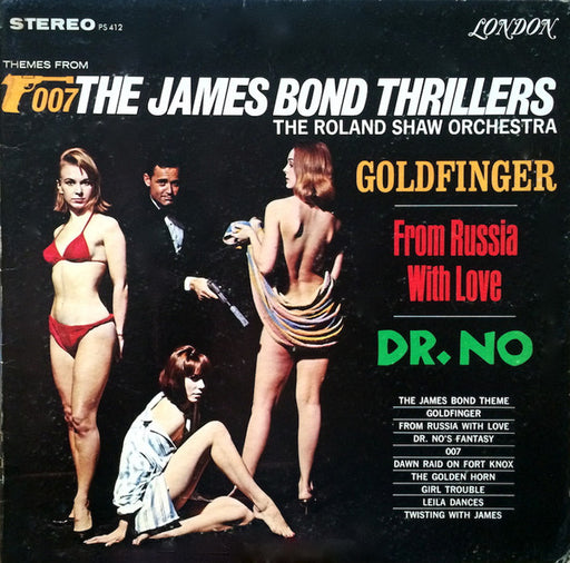 Themes From The James Bond Thrillers