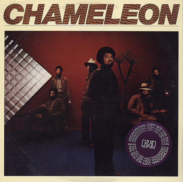 Chameleon (1st, US Press)
