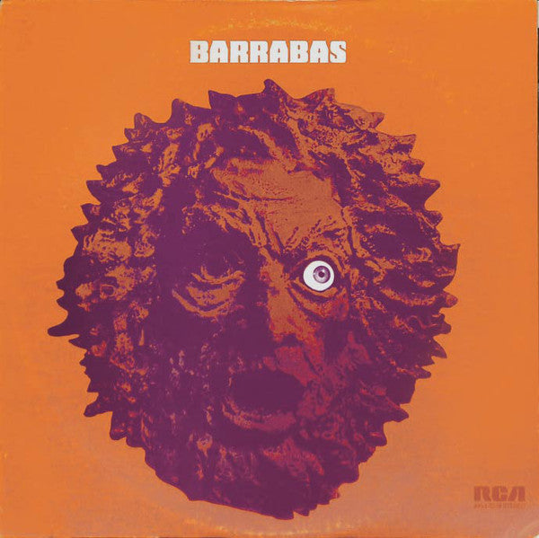 Barrabas (1st, US Press)
